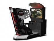 Mgsarcade machine