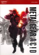 Metal Gear Acid Guide 01 A