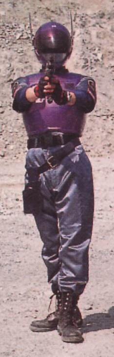 Purple SWAT