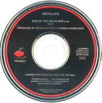 Eye of the Beholder (Elektra - PR 8028-2)