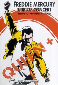 The Freddie Mercury Tribute Concert (DVD)
