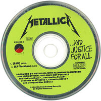 ...and Justice for All (CD)