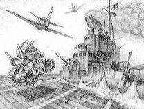SV On Ship Artwork