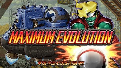 MAXIMUM EVOLUTION : MSA EXTRA OPS