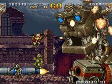 Metal-Slug-4 Screenshot1