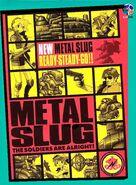 Metal Slug 5 Arcade Flyer