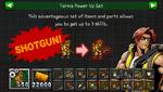 MSA screenshot Rookie Pack Tarma