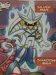 Silver man psychic