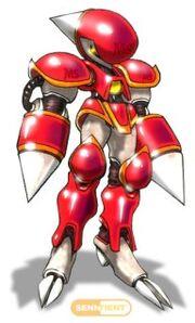 Metal Sonic Mark III