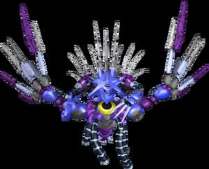 Metal Overlord render