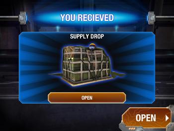 Supply Drop