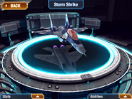 Shop-Storm Shrike