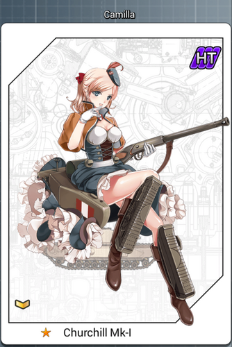 Churchill Mk-I