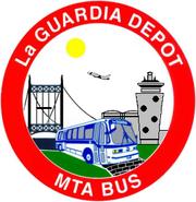 La Guardia BUSDEPOT MTABUS