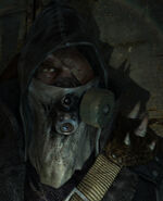 Maska Przeciwgazowa (Stalker 2)