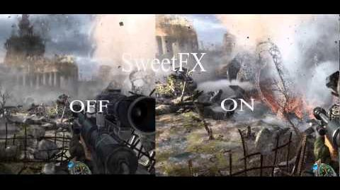 SweetFX enabled in - Metro Last Light Redux - gameplay PC Win 8.1 Improved graphics mod 60 FPS