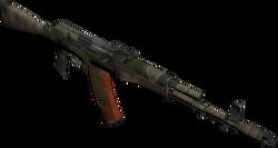 AK-74M isometric M2033