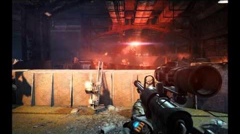 Metro Last Light D6 Battle (Ranger Mode, Good Ending, Russian audio)