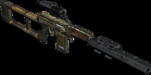 Vsk-94 scope isometric