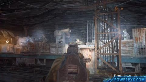 Metro Last Light - Bloodlust Trophy Achievement Guide