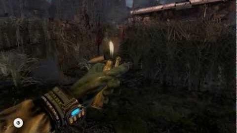 Metro Last Light (Ranger Hardcore Pacifist Walkthrough) Sundown (Marshes)