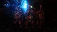 Metro Last Light Rangers