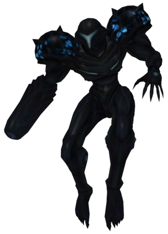 File:Dark Samus floating render.png