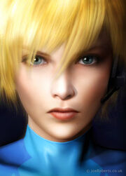 Zero Suit by geodex