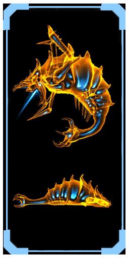 Parasite Queen body scanpic