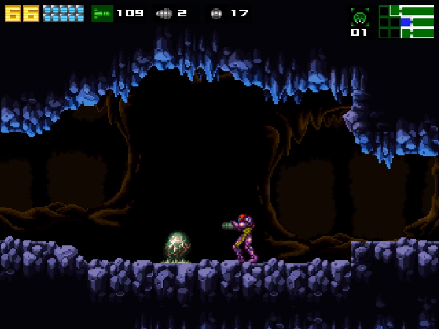 File:AM2R - Metroid Egg.png