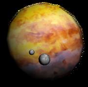 Zebes Observatory Model