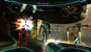 Metroid Prime 3 screenshot