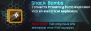 Shock Bombs