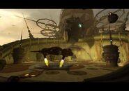 Nathan Purkeypile render Elysia Main Docking Bay 4