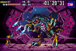 Ice beam V.S. Omega METROID!