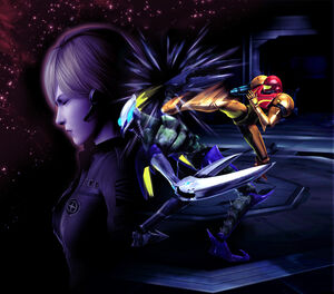 Metroid other m artwork