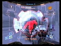 MP2-Dark Samus stealth mode