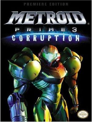 Metroid Prime 3 Corruption Premiere Edition