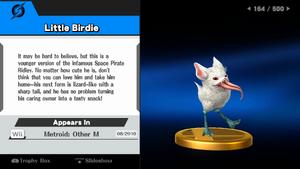 Little Birdie trophy