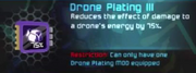 Drone Plating
