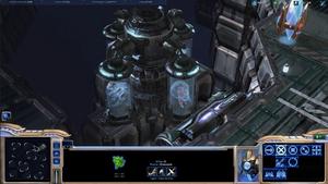 Singularity Metroid cameo