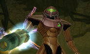 Samus gains Missile Launcher Hive Totem Dolphin HD