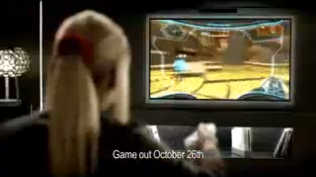 File:Samus plays her own game.png
