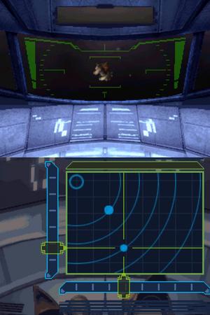 Tetra Galaxy Scan Screen