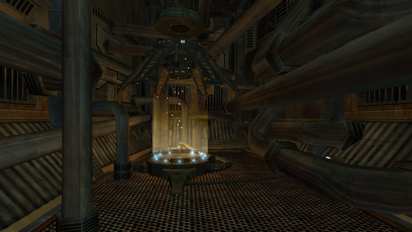 Save station frigate orpheon wikitroid fandom for Save room net