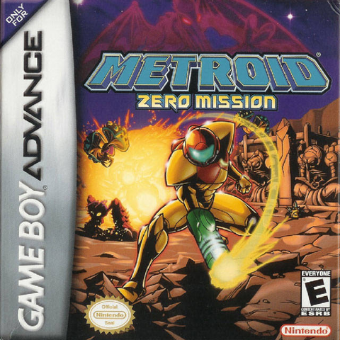 File:Metroid Zero Mission - North American Cover.png