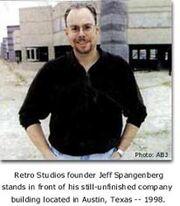 Jeff Spangenberg