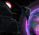 Space Pirate starship
