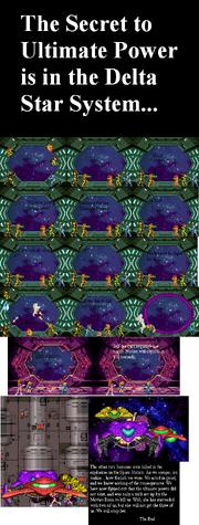 Metroid Ultimate Power