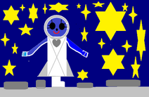 Space raven,